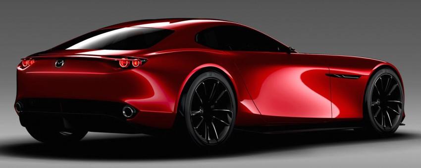 Tokyo 2015: Mazda RX-Vision – new rotary concept! Image #398043