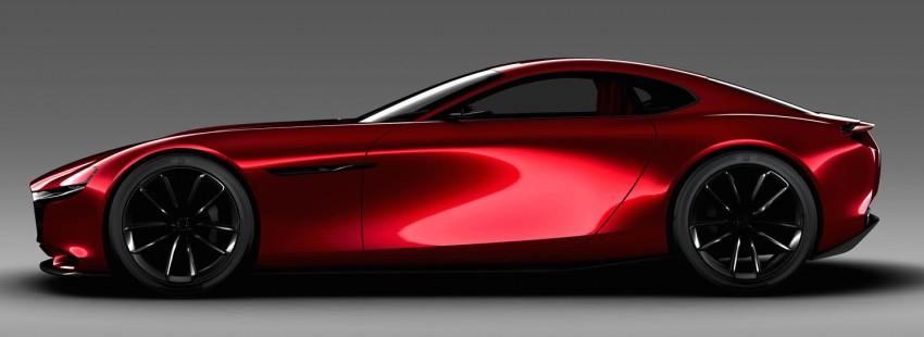 Tokyo 2015: Mazda RX-Vision – new rotary concept! Image #398044
