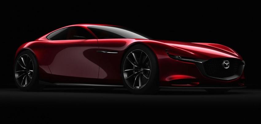 Tokyo 2015: Mazda RX-Vision – new rotary concept! Image #398030