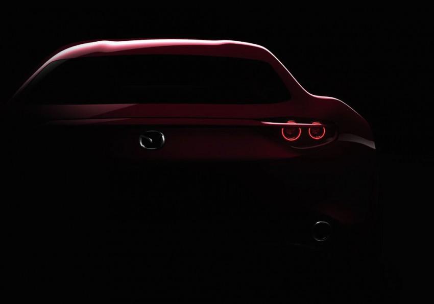 Tokyo 2015: Mazda RX-Vision – new rotary concept! Image #398032