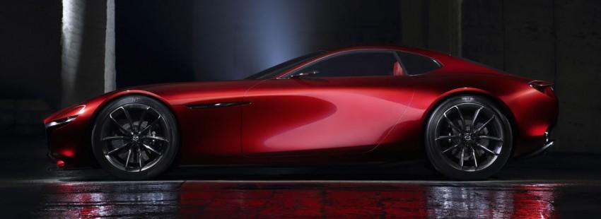Tokyo 2015: Mazda RX-Vision – new rotary concept! Image #398033
