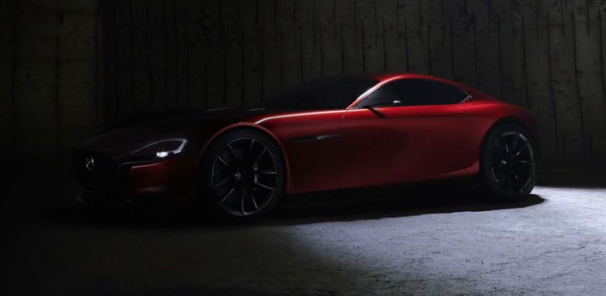 Tokyo 2015: Mazda RX-Vision – new rotary concept! Image #398034