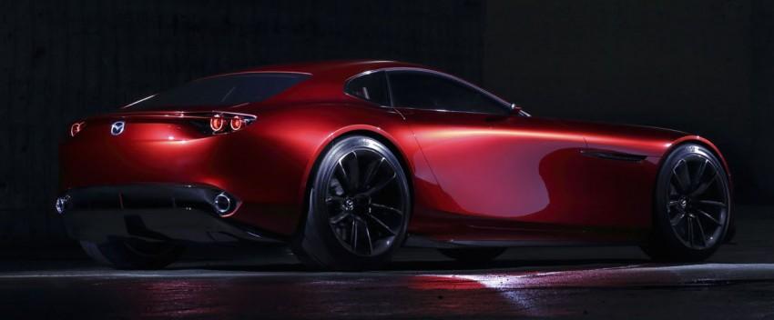 Tokyo 2015: Mazda RX-Vision – new rotary concept! Image #398037