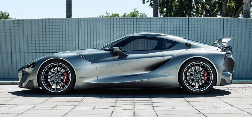 Toyota Supra successor concept to debut in 2016 Image #399890