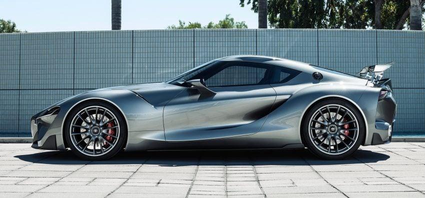 Toyota Supra successor concept to debut in 2016 Image #399890