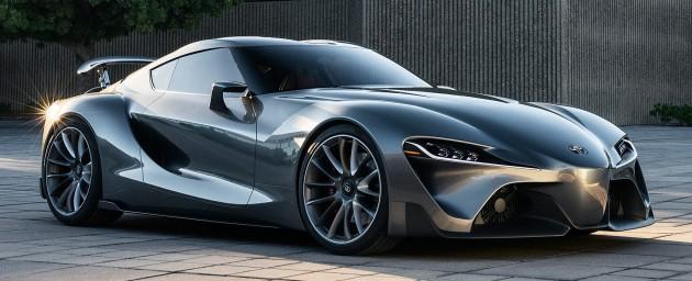 2015 Toyota Supra Price >> Toyota Supra Successor Concept To Debut In 2016