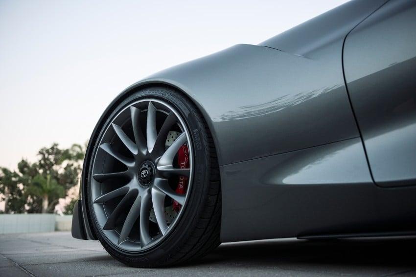 Toyota Supra successor concept to debut in 2016 Image #399892