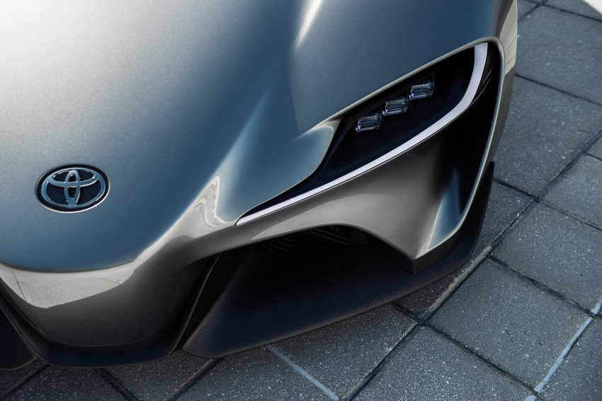 Toyota Supra successor concept to debut in 2016 Image #399901