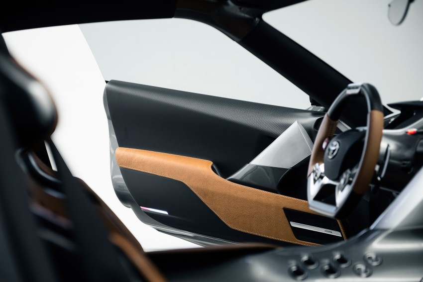 Toyota Supra successor concept to debut in 2016 Image #399911