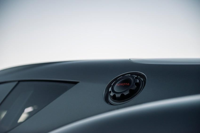 Toyota Supra successor concept to debut in 2016 Image #399915