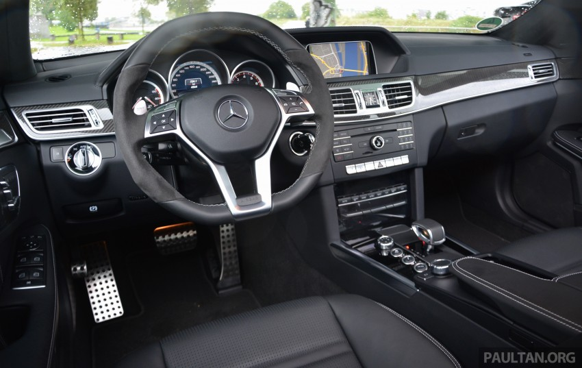 DRIVEN: Mercedes-Benz S 63 AMG Coupe and E 63 AMG S – wet and wild in Köln with a couple of 5.5s Image #396965
