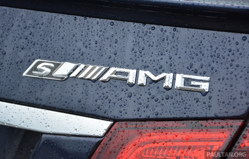DRIVEN: Mercedes-Benz S 63 AMG Coupe and E 63 AMG S – wet and wild in Köln with a couple of 5.5s Image #396968