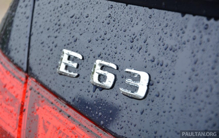 DRIVEN: Mercedes-Benz S 63 AMG Coupe and E 63 AMG S – wet and wild in Köln with a couple of 5.5s Image #396969