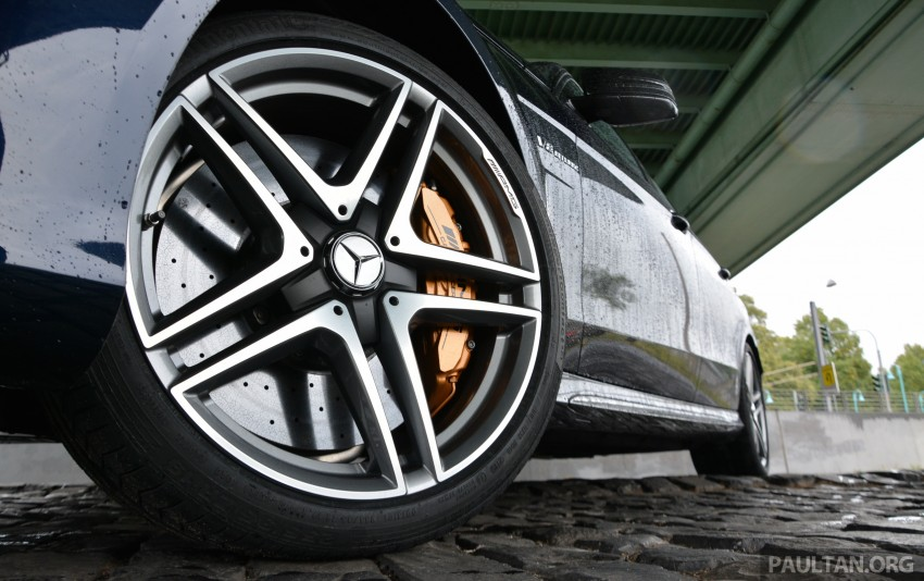 DRIVEN: Mercedes-Benz S 63 AMG Coupe and E 63 AMG S – wet and wild in Köln with a couple of 5.5s Image #396974