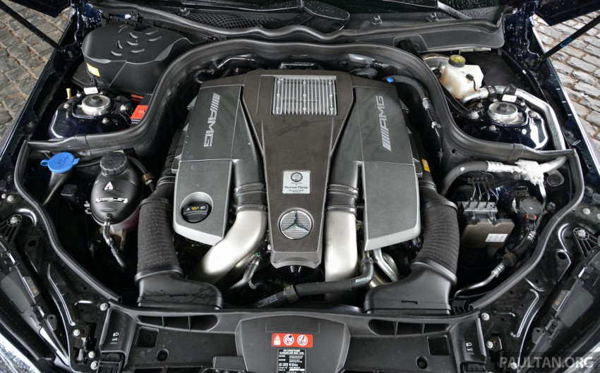 DRIVEN: Mercedes-Benz S 63 AMG Coupe and E 63 AMG S – wet and wild in Köln with a couple of 5.5s Image #396978