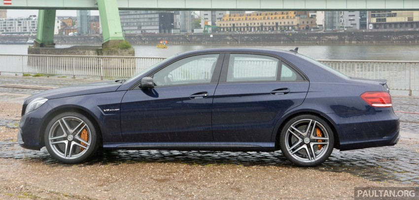 DRIVEN: Mercedes-Benz S 63 AMG Coupe and E 63 AMG S – wet and wild in Köln with a couple of 5.5s Image #396960