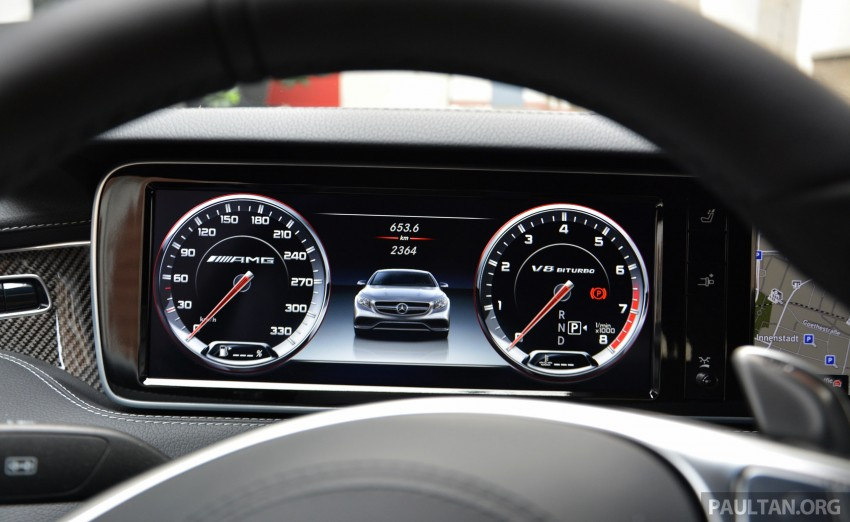DRIVEN: Mercedes-Benz S 63 AMG Coupe and E 63 AMG S – wet and wild in Köln with a couple of 5.5s Image #396998