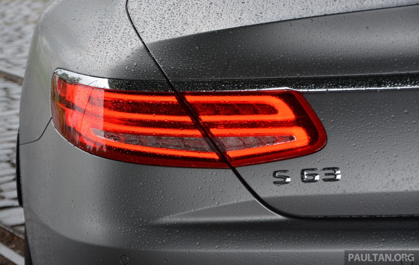 DRIVEN: Mercedes-Benz S 63 AMG Coupe and E 63 AMG S – wet and wild in Köln with a couple of 5.5s Image #397002