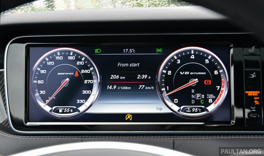 DRIVEN: Mercedes-Benz S 63 AMG Coupe and E 63 AMG S – wet and wild in Köln with a couple of 5.5s Image #397012