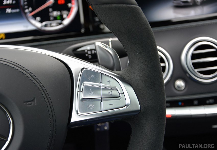 DRIVEN: Mercedes-Benz S 63 AMG Coupe and E 63 AMG S – wet and wild in Köln with a couple of 5.5s Image #397017