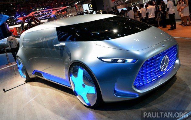 Mercedes-Benz Vision Tokyo TMS-15