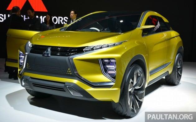 Mitsubishi EX Concept TMS-14