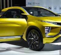 Mitsubishi EX Concept TMS-15