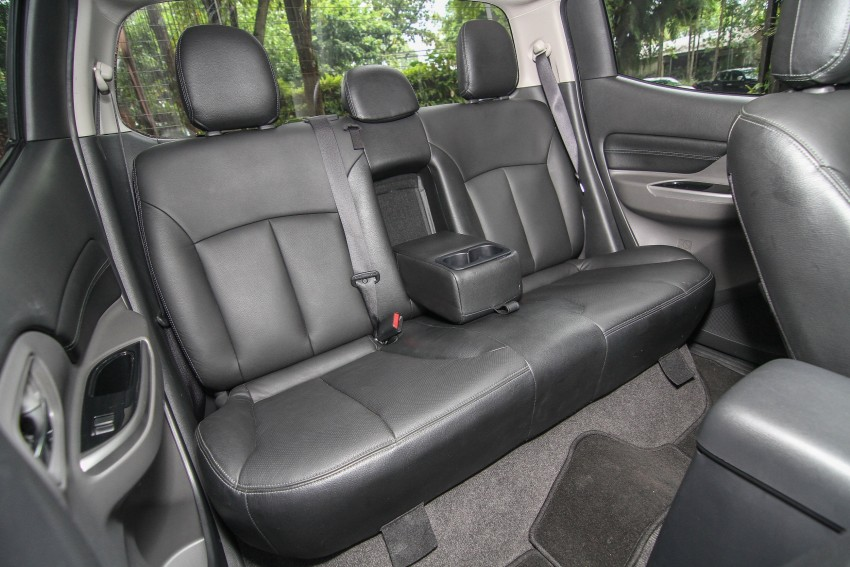 DRIVEN: Mitsubishi Triton – a truck for the big city Image #390623