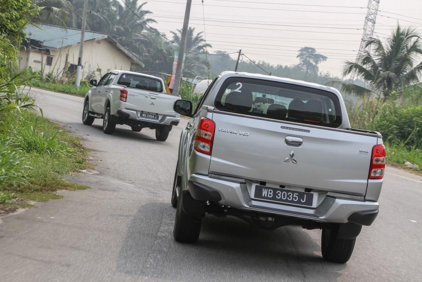 DRIVEN: Mitsubishi Triton – a truck for the big city Image #390629