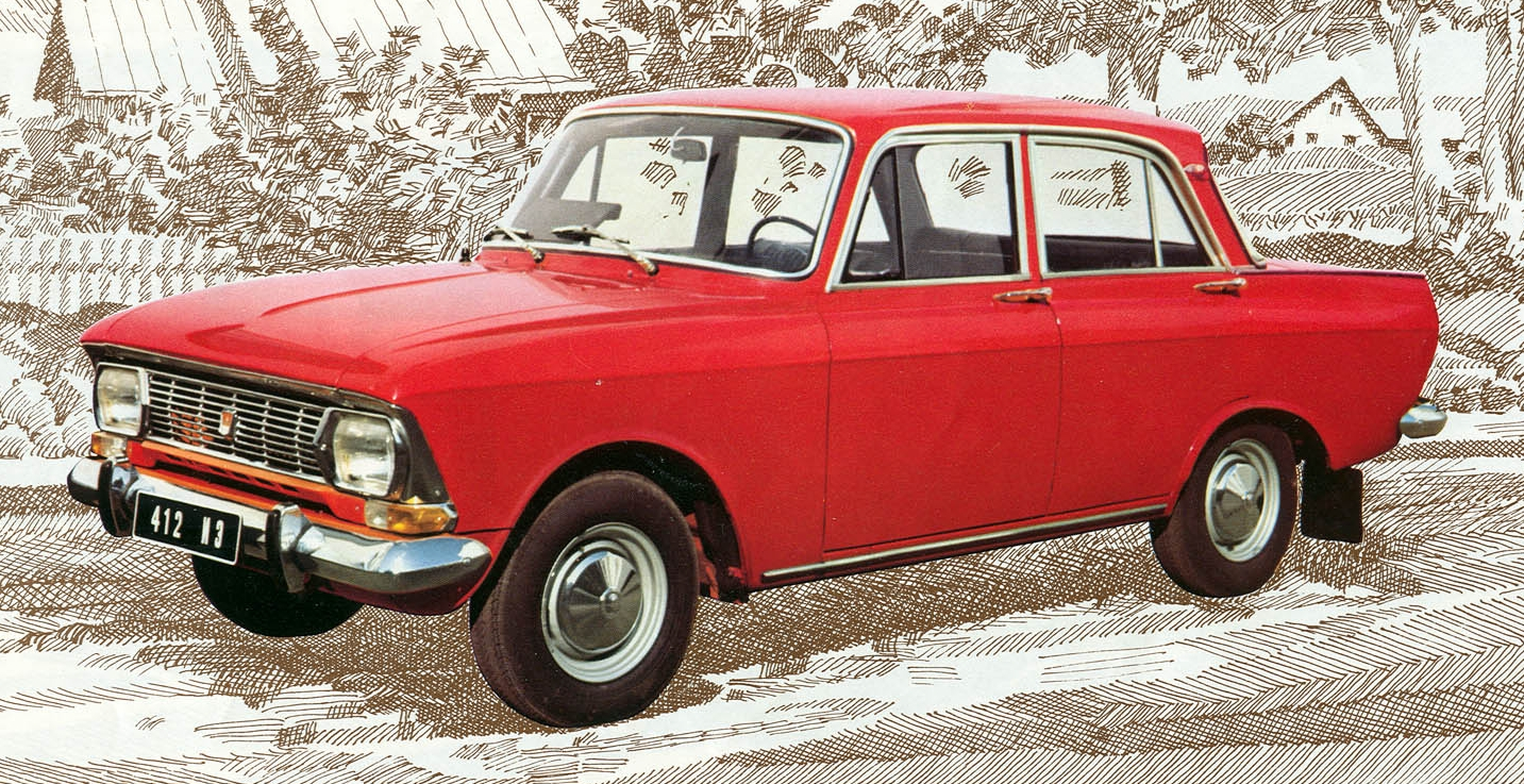 Moskvitch Returns Renault To Revive Russian Brand