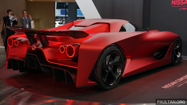 Next Nissan Gt R To Be Fastest Supercar In The World