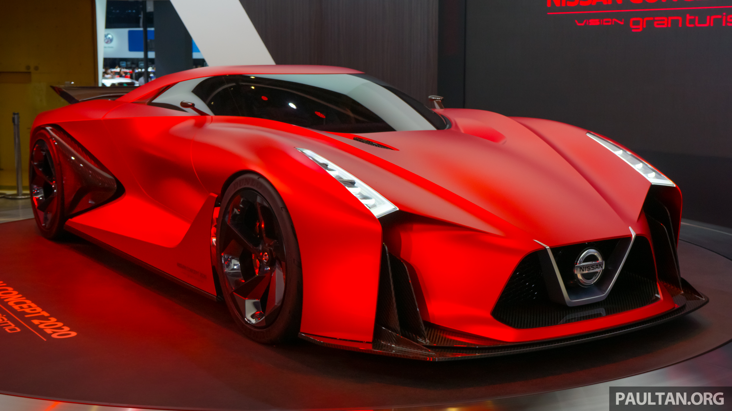 tokyo 2015 nissan concept 2020 vision gran turismo. Black Bedroom Furniture Sets. Home Design Ideas