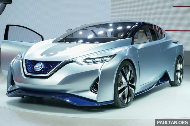 Nissan IDS 8