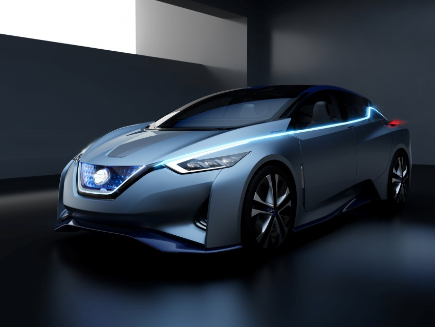 Tokyo 2015: Nissan IDS Concept – a self-driving EV Image #398319