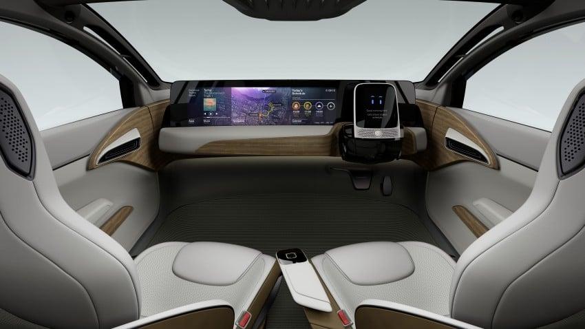 Tokyo 2015: Nissan IDS Concept – a self-driving EV Image #398326