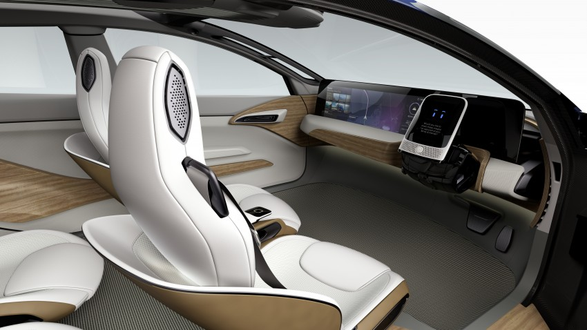 Tokyo 2015: Nissan IDS Concept – a self-driving EV Image #398332