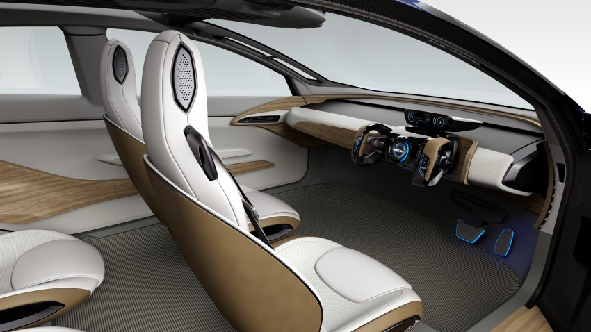 Tokyo 2015: Nissan IDS Concept – a self-driving EV Image #398334