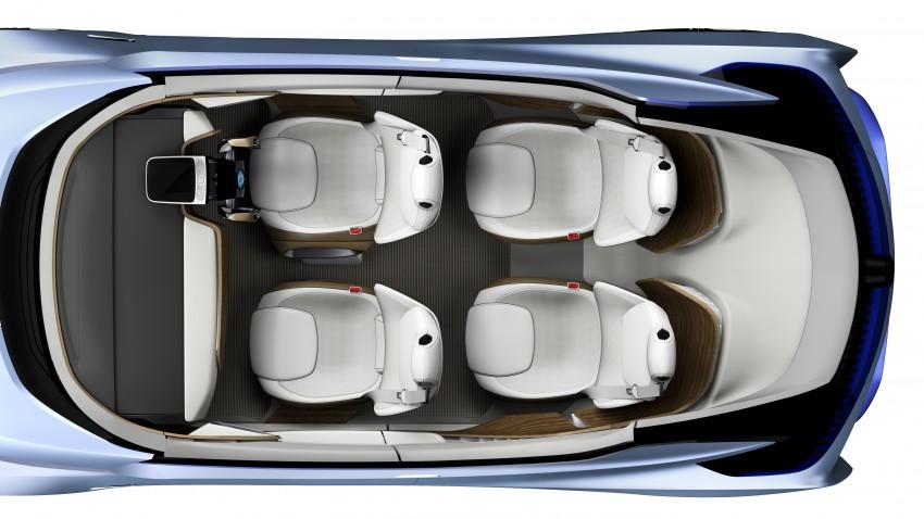 Tokyo 2015: Nissan IDS Concept – a self-driving EV Image #398341