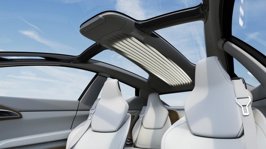 Tokyo 2015: Nissan IDS Concept – a self-driving EV Image #398354