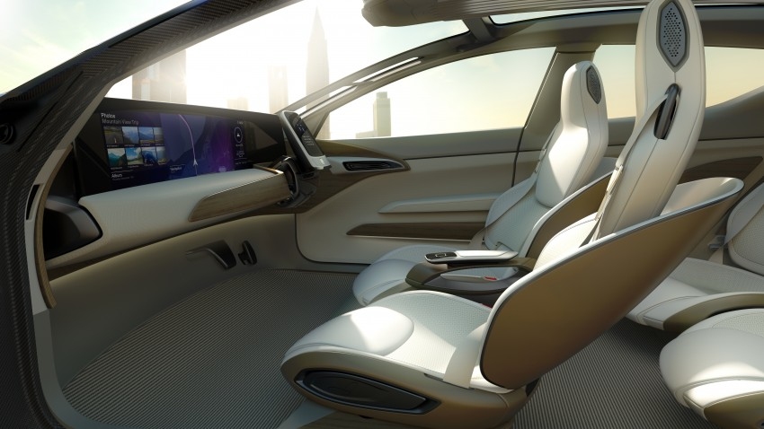 Tokyo 2015: Nissan IDS Concept – a self-driving EV Image #398357