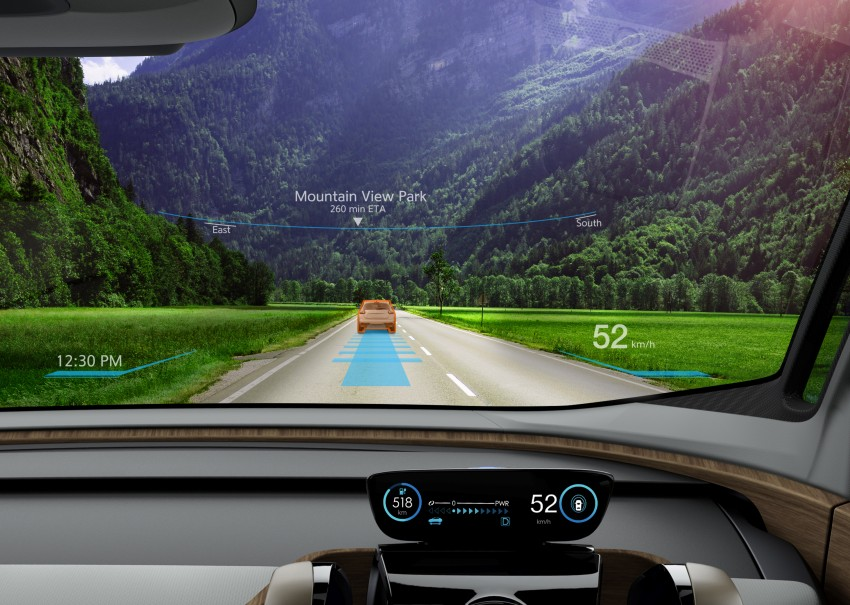 Tokyo 2015: Nissan IDS Concept – a self-driving EV Image #398371
