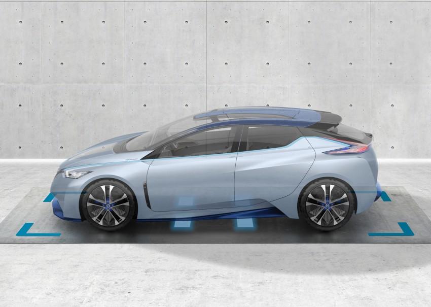 Tokyo 2015: Nissan IDS Concept – a self-driving EV Image #398373