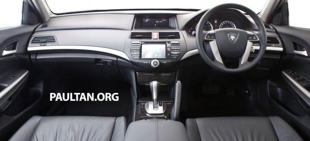 Perdana_interior