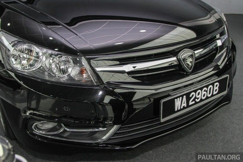"GALLERY: ""Evolution of the Perdana"" showcase stars – V6 Executive, Accordana, Tun M's stretched limo Image #387410"