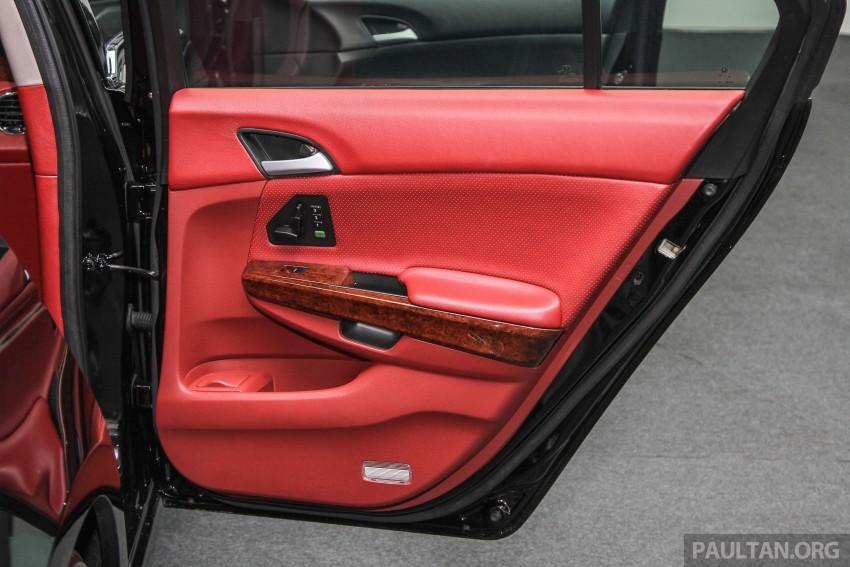 "GALLERY: ""Evolution of the Perdana"" showcase stars – V6 Executive, Accordana, Tun M's stretched limo Image #387411"