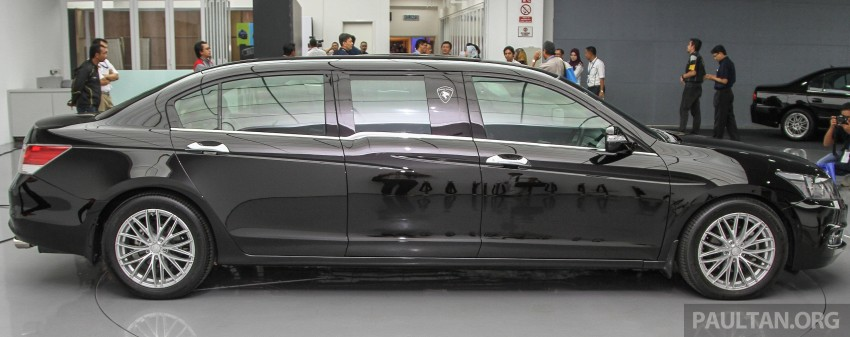 "GALLERY: ""Evolution of the Perdana"" showcase stars – V6 Executive, Accordana, Tun M's stretched limo Image #387110"