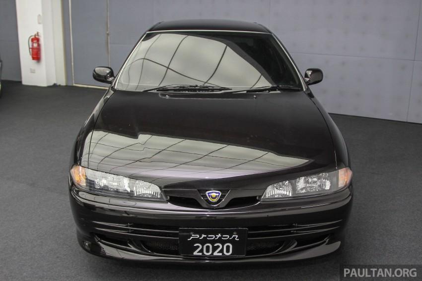 "GALLERY: ""Evolution of the Perdana"" showcase stars – V6 Executive, Accordana, Tun M's stretched limo Image #387404"