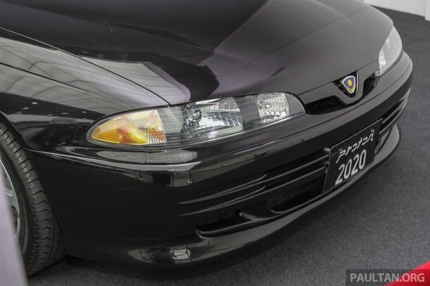 "GALLERY: ""Evolution of the Perdana"" showcase stars – V6 Executive, Accordana, Tun M's stretched limo Image #387407"