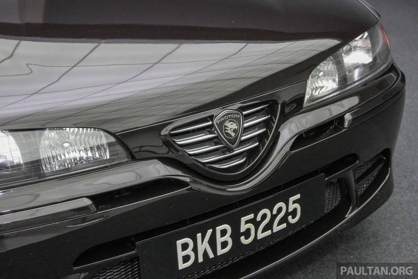 "GALLERY: ""Evolution of the Perdana"" showcase stars – V6 Executive, Accordana, Tun M's stretched limo Image #387408"