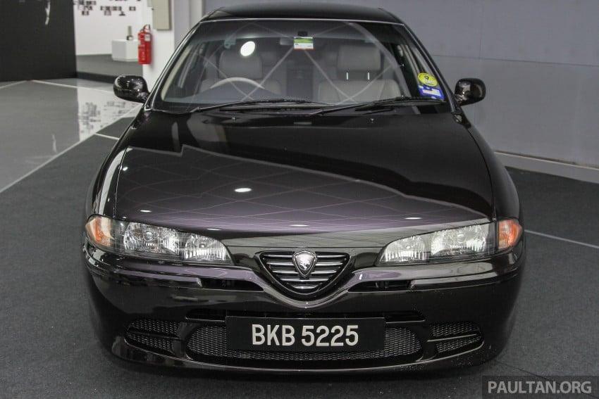 "GALLERY: ""Evolution of the Perdana"" showcase stars – V6 Executive, Accordana, Tun M's stretched limo Image #387129"